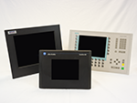 CRT, HMI, Operator Interface, Industrial Computers