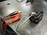 Step 5 servo motor repair