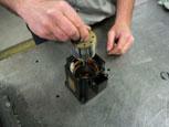 Step 8 servo motor repair