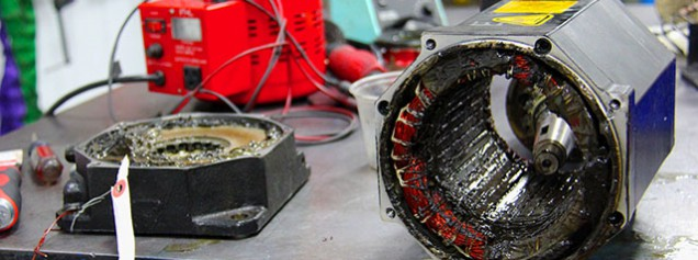 7 Reasons Your Servo Motor Breaksdown
