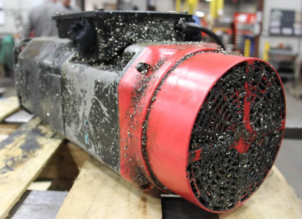Fanuc Servo Motor needing repair