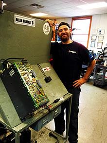 Allen Bradley repair: 1391B-AA45