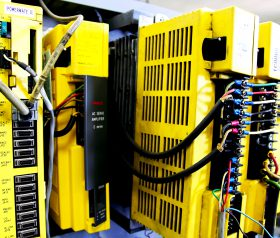 Start-up procedure for Fanuc Alpha servo amplifiers.