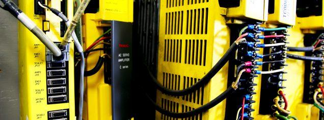 Start-up procedure for Fanuc Alpha servo amplifiers.