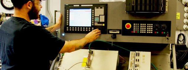 Frequently checking backup batteries on HMI's is essential preventative maintenance protocol.